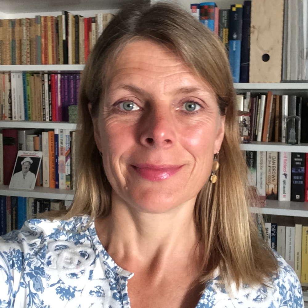 Iris Bräuninger, Ph.D.