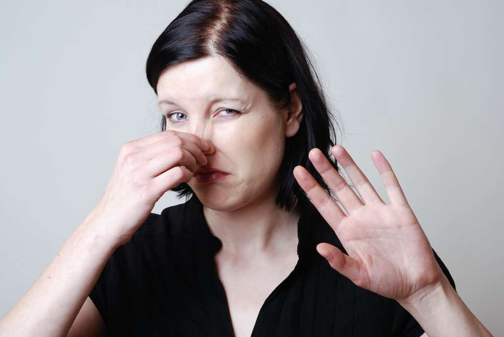 Increased Anxiety Leads To Negative Smells