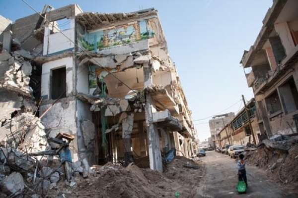 Why Many Adolescents In Gaza Suffer From PTSD
